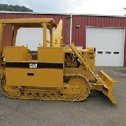 1980 CAT D4D CRAWLER DOZER PIPELAYER GOOD UNDERCARRIAGE WINCH RUNS GREAT