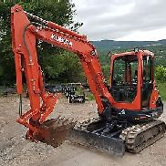 2013 KUBOTA KX121-3 EXCAVATOR LOADED MINT LOW HRS READY 2 WORK IN PA WE SHIP!
