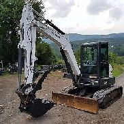 2014 BOBCAT E50 EXCAVATOR FULLY LOADED READY 2 WORK IN PA! WE SHIP NATIONWIDE!