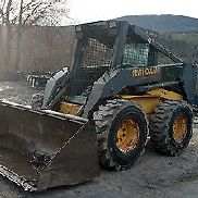 NEW HOLLAND LS190 SKID STEER 2 SPD READY 2 WORK IN PA! WE SHIP NATIONWIDE!