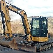 CAT 304C CR EXCAVATOR CAB A/C 700 HRS! READY 2 TO WORK PA! WE SHIP NATIONWIDE!