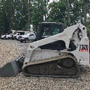 2008 Bobcat T320 Skid Steer