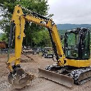 2010 CAT 304C CR EXCAVATOR CAB A/C THUMB! READY 2 TO WORK! WE SHIP NATIONWIDE!