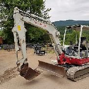 2012 TAKEUCHI TB235 EXCAVATOR READY 2 WORK IN PA! WE SHIP NATIONWIDE!