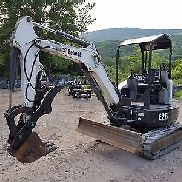 BOBCAT E26 EXCAVATOR ONLY 939 HOURS THUMB READY 2 WORK PA WE SHIP NATIONWIDE!
