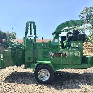 2000 Bandit 1890HD Chipper con cabrestante