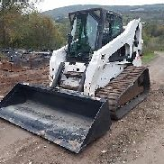 BOBCAT T300 TRACK SKID STEER GOLD PACKAGE LOADED HIGH FLOW SJC EXCEPTIONAL IN PA