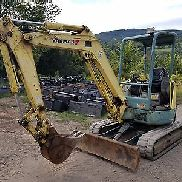 YANMAR VIO 35 EXCAVATOR LOW HOURS READY 2 WORK IN PA! WE SHIP NATIONWIDE!