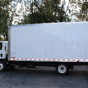 2015 Isuzu NPR HD 20 ft Box Truck * ONLY 12,000 MILES !! Extra Tall & Warranty