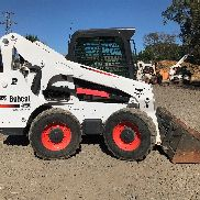 2015 Bobcat A770 Skid Steer