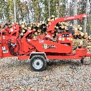 2012 Morbark M15R CHipper