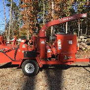 2014 Morbark M12D Chipper