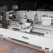 "DoAll Romi 20H Removable Gap Bed Lathe 20"" - 27"" x 60"" (4"" Thru Hole)"