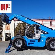 UNUSED 2015 Genie GTH1256 12,000 lbs Telescopic Boom Forklift 4x4 - 56 ft Height