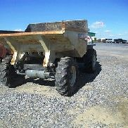 2004 Terex PS5000 Articulating Dump Truck, 3911 Hours, 5 Ton Capacity