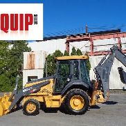 2011 John Deere 310J Loader Backhoe - Enclosed Cab - Auxiliary Hydraulics - 4x4
