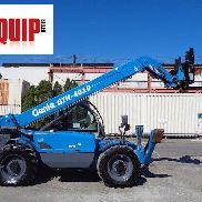 Genie GTH4010 8,800lbs Telescopic Forklift - 32ft Height - Outriggers