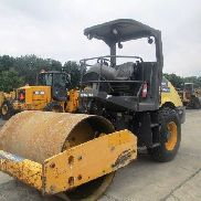 "2011 Volvo Ingersoll Rand SD70D 66"" Smooth Drum Roller Compactor, Only 1052 Hrs"