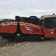 12 Ditch Witch 3020 Mach I Directional Drill with CAB **EXCELLENT CONDITION**