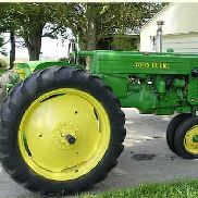 John Deere 1949 MT Tractor Parade Ready Runs Excellent Illinois