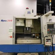 Daewoo Mynx 500 CNC Vertical Machining Center