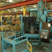 "60/67"" MONARCH ""VLN14"" 4-AXIS CNC VERTICAL BORING MILL W/DUAL PALLET - #26293"