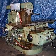 "4 Cincinnati-Milacron""Dual-Power"" Dial Type Plain Horizontal Mill - #26837"