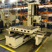 "4"" WOTAN ""B100L"" TABLE-TYPE HORIZONTAL BORING MILL - #27094"