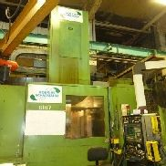 "49/63"" DORRIES-SCHARMANN ""VCE1600/1255"" CNC VERTICAL BORING MILL - #27138"