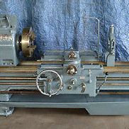 "27.5"" x 72"" MONARCH ""20""CM"" HEAVY-DUTY ENGINE LATHE W/TAPER & DRO - #27620"