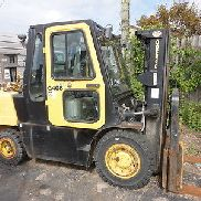"2004 DAEWOO G40S 7000LB 3-STAGE SIDE SHIFT 157"" LIFT LPG STK# 00102"