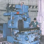 "320-18 CINCINNATI-MILACRON ""VERCIPOWER"" BED-TYPE HORIZONTAL MILL - #26675"