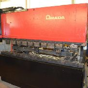 "88 TON AMADA CNC ""FBD 8025E"" 3-AXIS UP-ACTING Abkantpresse - # 28081"