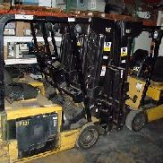 CATERPILLAR EP20KT Sit Down Electric FORKLIFT 36V Side Shift Tilt 81 / 240