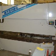 "10' x 10 GA WYSONG ""MTH-100-120"" CNC HYDRAULIC PRESS BRAKE - #28076"