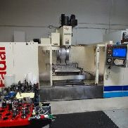 "USED FADAL VMC-6030HT CNC VERTICAL MILL 2012 Fifth Axis 60.30.30"" 10000 RPM VMC"