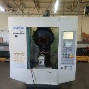 "USED BROTHER TC-S2A CNC DRILL/TAP CENTER 1999 19.14.11"" 10000 RPM 14 Tools VMC"