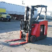 "2005 RAYMOND FORKLIFT DOCKSTOCKER/PACER 3000# 188"" LIFT , MN#DSS300 RUNS GREAT!"