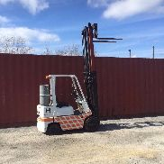 Nissan Forklift CPF02A25V 5,000# Propane powered
