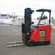 "2005 RAYMOND FORKLIFT DOCKSTOCKER/PACER 3000# 203"" LIFT , VERY CLEAN MACHINE"