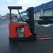 "2006 RAYMOND FORKLIFT DOCKSTOCKER/PACER 4000# 188"" LIFT , MN#R40 RUNS GREAT!"
