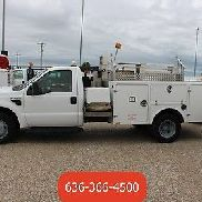 2008 Ford F350 XL Used Service Utility Generator 1 Owner Mechanic Work Auto