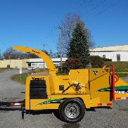 2008 VERMEER BC1000XL WOOD CHIPPER/BRUSH CUTTER FORESTRY ARBORIST (LOW HOURS)