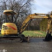 2005 New Holland EH35.B Rubber Track Excavator
