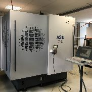 AGIE AgieCut Vertex 2 - 2007 Wire cutting edm machine