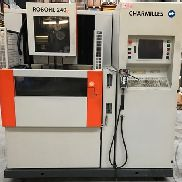 Charmilles Robofil 240CC - 2002 Wire cutting edm machine (SOLD/VENDU/VERKAUFT)