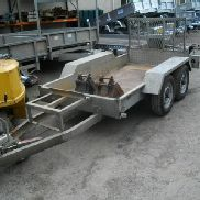 2 Ton Indespension plant trailer