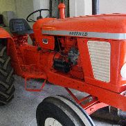 Nuffield 345 Rally Condition