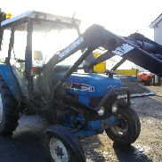 Ford 3930 C/W Quicke PL & Bucket