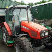 2000 MF 4235 – 4WD Grass Tyres C/W 7 gang mower